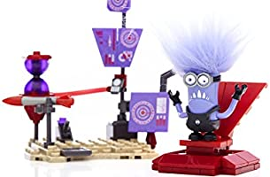Despicable Me Mega Bloks El Macho/'s Lab *Playset Only*