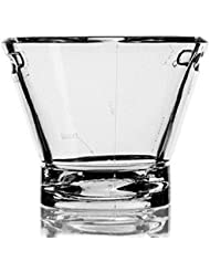 Morse Collection Crystal Champagne Cooler 9 5