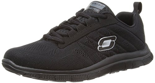 Donna Appeal Flex Black nbsp;Sweet Spot Skechers Sneaker w5Xaq4xp
