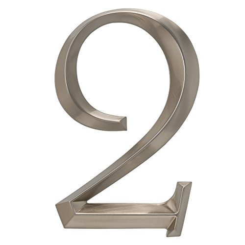 Whitehall Products Classic 6 Inch number 2 Polished Nicke...