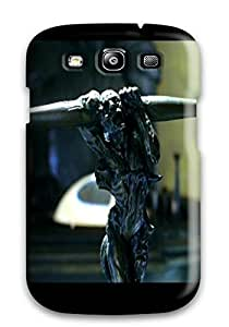 For Galaxy S3 Premium Tpu Case Cover Necromonger Protective Case