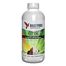 Bulletproof XCT Oil Energy Booster Dietary Supplement, 16oz (473mL)
