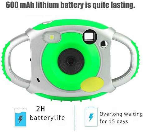 Green Oumij Kids Camera AMKOV 1.8 Inch Mini Toy HD Digital Video Camera Gift for Children Kids
