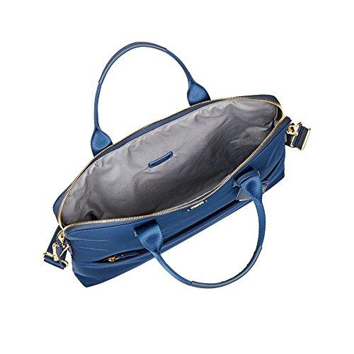 Tumi Voyageur - Tina Laptop Carrier 15 Aktentasche, 38 cm, 5.13 L, Ocean Blue