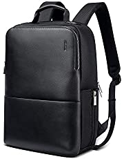 Bopai Anti-Theft Business Backpack 15.6 Inch Laptop Water-Resistant with USB Port Charging Travel Bag Functional Rucksack Light-Weight Backpack for Men