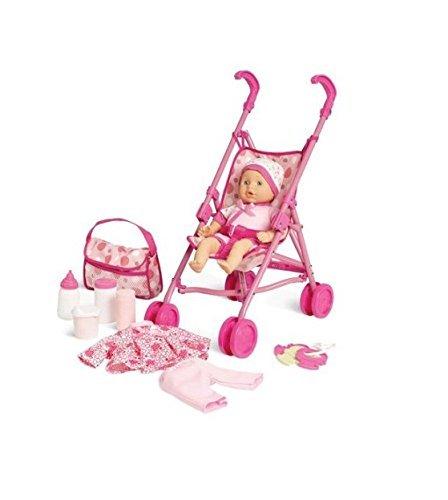 Baby Connection Umbrella Stroller - 3