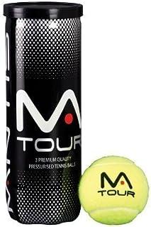 NEW Mantis Tour Balles de Tennis Tube Raquette de Tennis Balle tous les cour Tube de 3balles