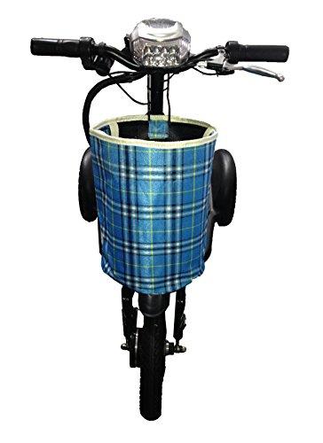 RMB Blue Fabric Basket by RMB EV (Image #2)