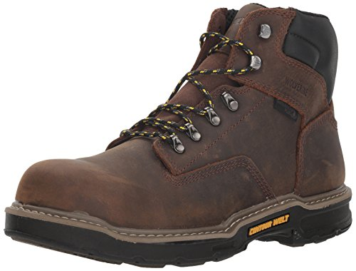 Wolverine Men's Bandit 6'' Composite Toe Industrial Boot