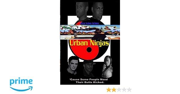 Amazon.com: Urban Ninjas: Vince Bowman, Vince Bowman, Hawk ...