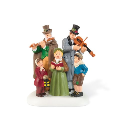 Department 56 Dickens' Village Carolers Accessory Figurine