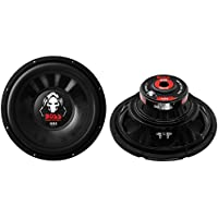 2) Boss P12SVC 12 3200W Car Audio Power Subwoofer Sub Woofer Stereo SVC 4 Ohm