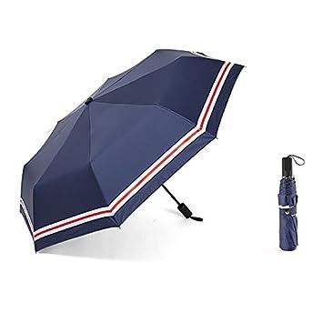 SSBY Anuncio Sombrilla Paraguas Paraguas Paraguas Negro De ...