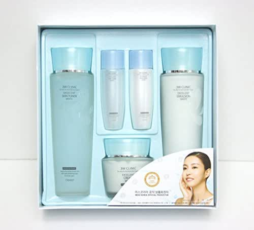 3wclinic Excellent White Skin Care 3set,whitening Functional,all Skin Type,gift Mask Pack