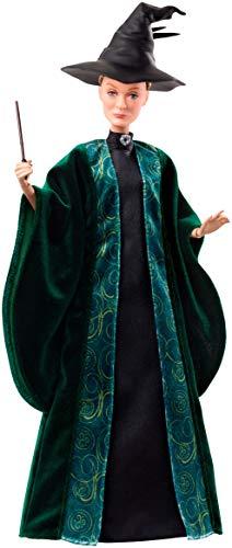 Harry Potter and the Chamber of Secrets Professor Minerva McGonagall Doll -