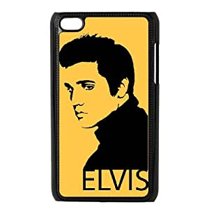 XOXOX Customized Cell phone Cases of Elvis Presley Phone Case For Ipod Touch 4 [Pattern-2]