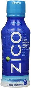 12-Pk. ZICO Pure Coconut Water Bottles