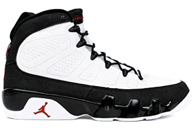 new concept a208a 8d7df Amazon.com | Jordan Nike Air 9 Retro IX 302370-102-13 | Shoes