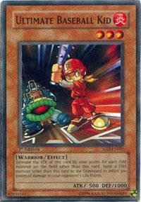 (Yu-Gi-Oh! - Ultimate Baseball Kid (SOD-EN021) - Soul of the Duelist - Unlimited Edition - Common)
