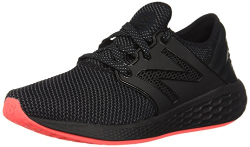 Balance New Women's s Foam Fresh Running Black Shoe Cruz nUgfUzdx