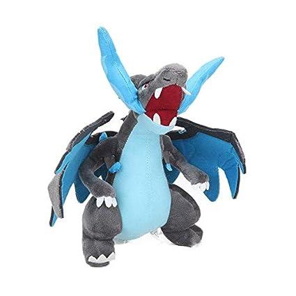 Amazon.com: VIETCJ 25-28Cm Charizard X Y Figure Plush Toys ...