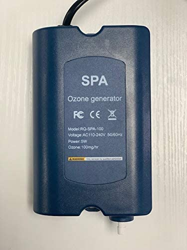 Superior Spas Ozone Generator For Hot Tub//Spa 5W 100mg//hr