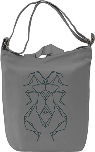 Graphic bug Borsa Giornaliera Canvas Canvas Day Bag  100% Premium Cotton Canvas  DTG Printing 