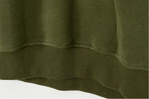 Coffeepop - Sudadera con capucha - para mujer Verde