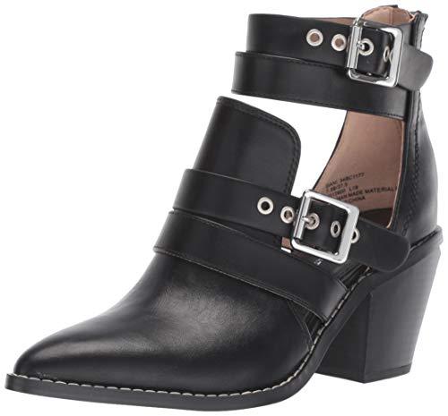 BCBGeneration Women's Dani Bootie Ankle Boot, Black, 10 M US