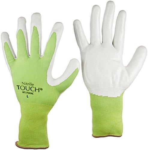- Bellingham Glove Bellingham Nitrile Touch Equestrian Gloves, Large