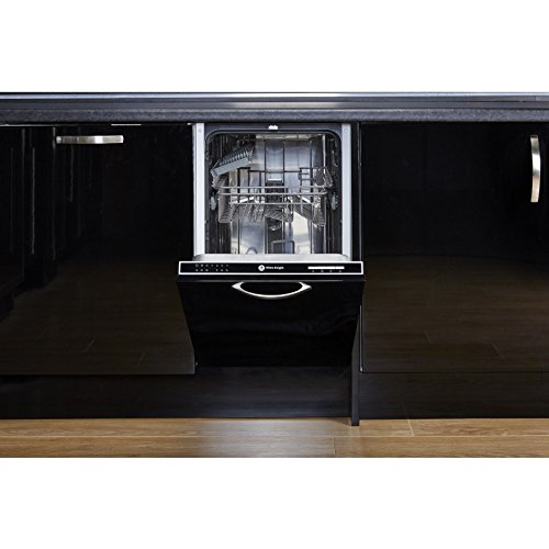 White Knight DW1045IA Fully A++ Integrated 10 Place Slimline Dishwasher in White