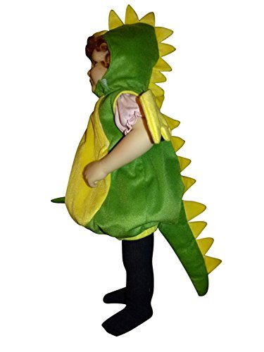 Fantasy World Dragon Halloween Costume f. Toddlers/Boys/Girls, Size: 2t, (Halloween Costume Ideas Toddler)
