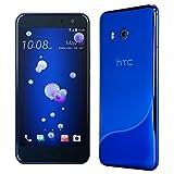HTC U11 - Factory Unlocked Phone - Sapphire Blue