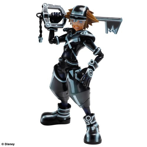 Square Enix Kingdom Hearts 3D SoraTron Play Arts Kai Action Figure (Legacy Version) (Square Legacy)