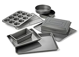 LQLWW Nonstick Bakeware 10-pc. Bakeware Set