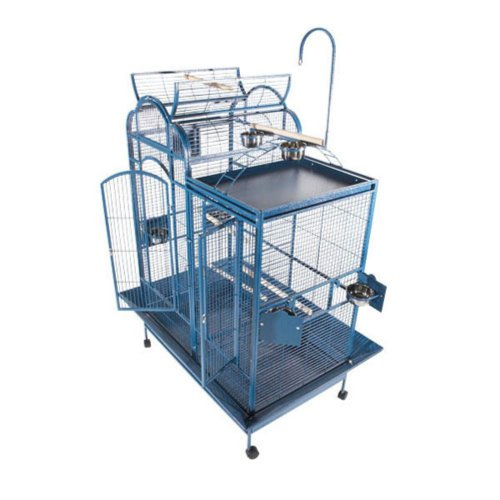 AandE Cage Co. Large Split Level Play Top Bird Cage, My Pet Supplies