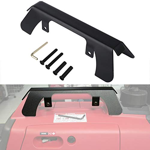 Yoursme Generator Theft Deterrent Bracket Protection Fit for Honda Generator EU2200i, EU2000i, EU2000i Companion, EU2000i Camo Generator 63230-Z07-010AH