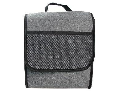 EJP-Bag Kofferraumtasche Grau Mittel fü r jedes Fahrzeug passend AGMI