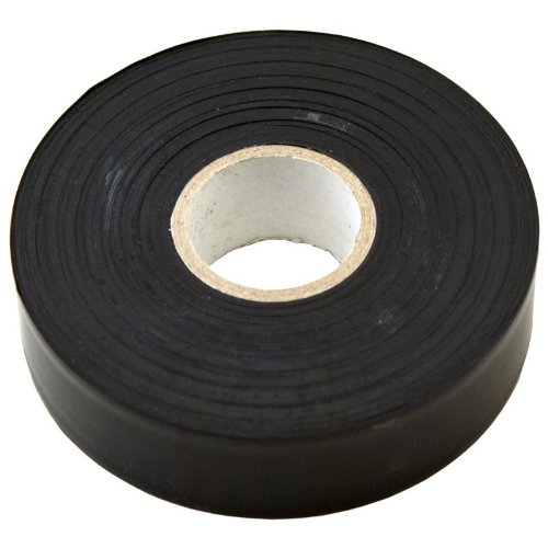 Heat Shrink Tape Black 180 foot (Heat Shrink Electrical Tape)