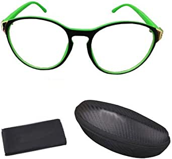 ANTI-RADIATION READING AND ANTI-FATIGUE COMPUTERS GLASSES, WITH BOX AND CLEANER