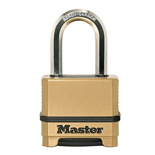 Master Lock M175XDLF Heavy Duty Outdoor Combination Lock