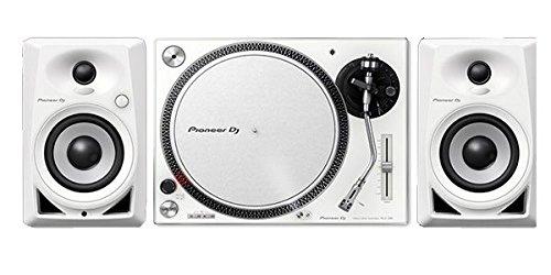 Pioneer パイオニア PLX-500-W + DM-40-Wセット   B0767GNKP1