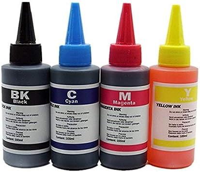 Kit de Tinta de Repuesto Universal para Impresora de inyección de ...
