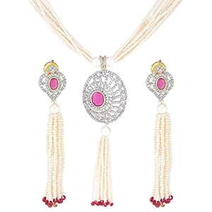 Aurora Women Alloy Pendant Necklaces