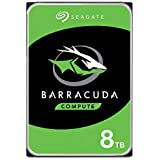 Seagate BarraCuda Internal Hard Drive 8TB SATA 6Gb/s 256MB Cache 3.5-Inch (ST8000DM004)