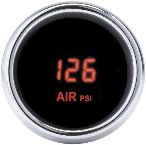 Dakota Digital MCL-3000 Series Air Pressure Gauge (Air PSI, 0-150 or 0-400)