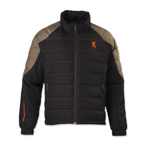 Browning Hell's Canyon Blended Down Jacket , Black, Medium