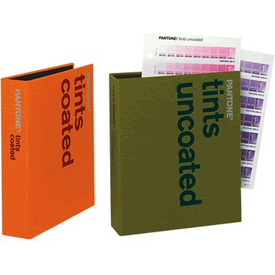 Pantone Tints - Pantone Tints Coated/Uncoated Set