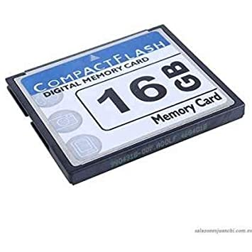 OEM SYSTEMS COMPANY Memoria Compact Flash Blue CF 16GB ...