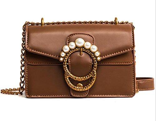 Brown Shoulder Bag Forever 21 - 3